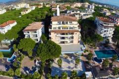 Hotel_444_Resort_Fafa_Durres_Albania_front_view